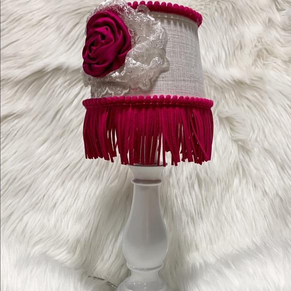 Decorative Mini Candlestick Lampshade